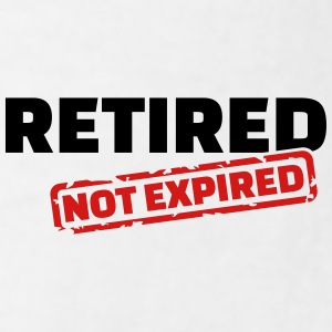 Retired not expired Accessories - Men's T-Shirt