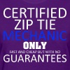 Certified Zip Tie Mechanic Only Fast And Cheap - Women's T-Shirt