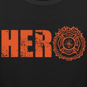 Hero Firefighter - Men's Premium Tank