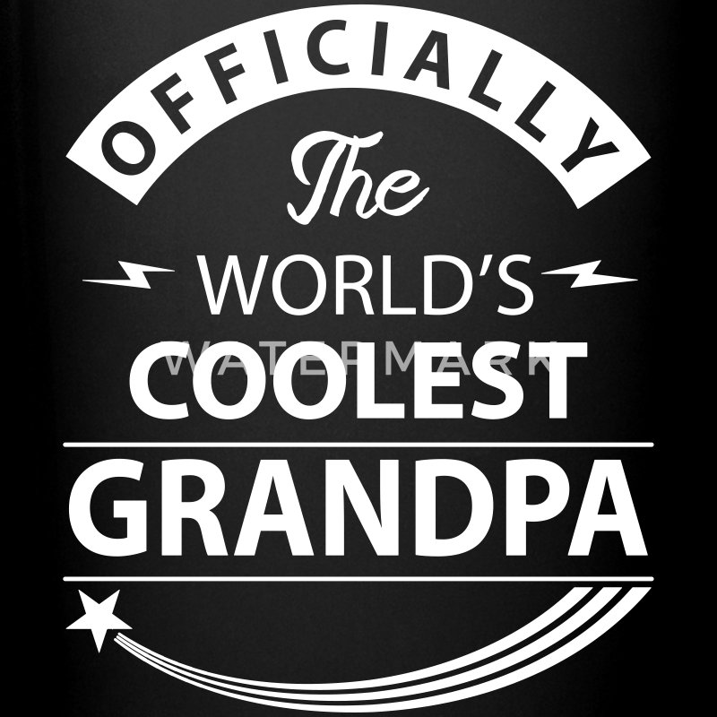Worlds Coolest Grandpa, Mugs & Drinkware - Full Color Mug