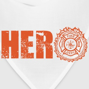 Hero Firefighter - Bandana