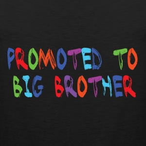 Promoted to big brother - Men's Premium Tank