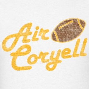 Classic Charges Air Coryell Throwback Hoodies - Men's T-Shirt