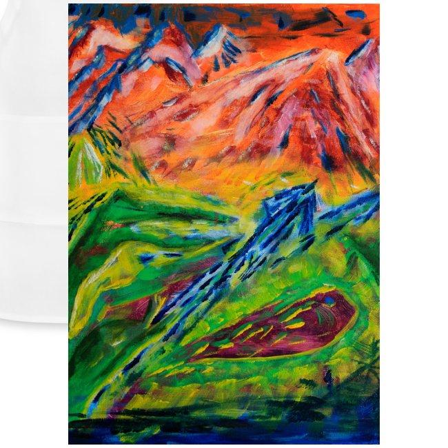 Realm of Fire, Coffee Mug