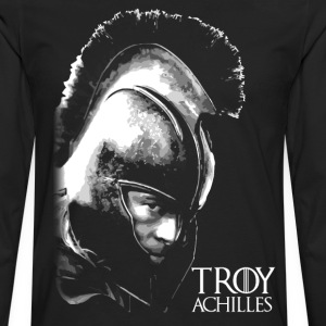 Achilles - Men's Premium Long Sleeve T-Shirt