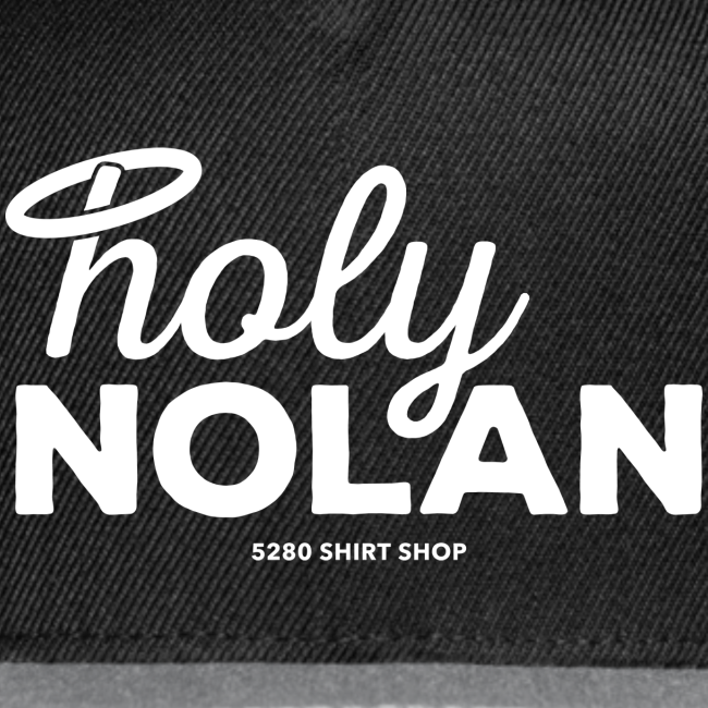 Holy Nolan - Ladies Longer Length Fitted Tank