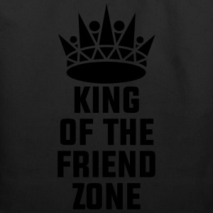 King of the Friend Zone T-Shirts - Eco-Friendly Cotton Tote