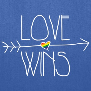 love wins T-Shirts - Tote Bag