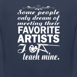 Art Teacher - Men's Premium Tank