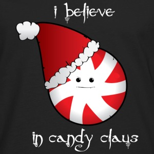 Candy Claus - Men's Premium Long Sleeve T-Shirt