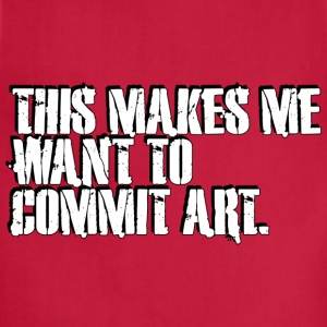 Commit ART - Adjustable Apron