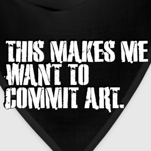 Commit ART - Bandana
