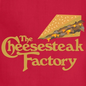 The Cheesesteak Factory - Adjustable Apron