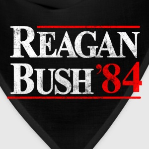 Reagan - Bush '84  - Bandana