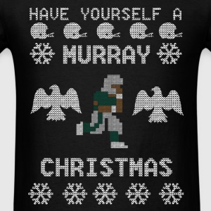Murray Christmas Long Sleeve Shirts - Men's T-Shirt