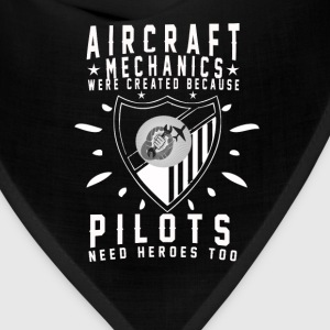 Aircraft Mechanic  - Bandana