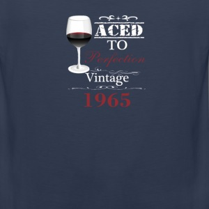 Aged To Perfection 1965 - Men's Premium Tank