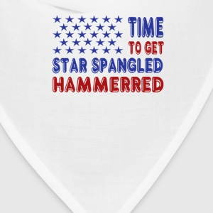 Time to Get Star Spangled Hammerred - Bandana