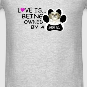 I Love My Shih Tzu - Men's T-Shirt