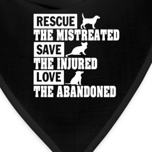 Rescue, Save, Love! - Bandana