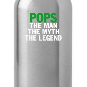 POPS THE LEGEND - Water Bottle