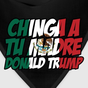 Chinga a tu madre Trump Baby & Toddler Shirts - Bandana