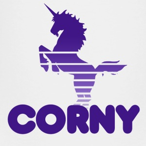 Corny Unicorn humor  - Toddler Premium T-Shirt