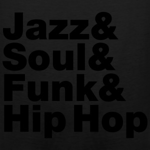 Jazz & Soul & Funk & Hip Hop Hoodies - Men's Premium Tank