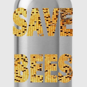 SAVE BEES DESIGN - Water Bottle