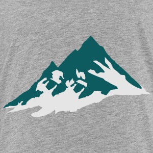 Mountains Kids' Shirts - Toddler Premium T-Shirt