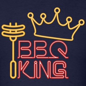BBQ King Hoodies - Men's T-Shirt