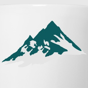 Mountains Long Sleeve Shirts - Coffee/Tea Mug