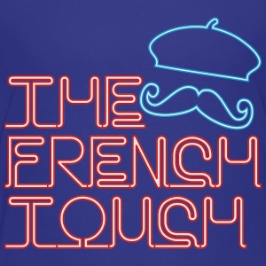 The French Touch Neon Kids' Shirts - Toddler Premium T-Shirt