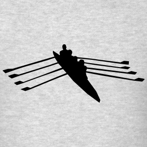 Rowing 4 Hoodies - Men's T-Shirt