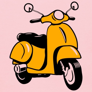 Motor scooter Scooter T-Shirts - Kids' Hoodie