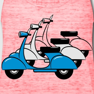 Scooter group T-Shirts - Women's Flowy Tank Top by Bella