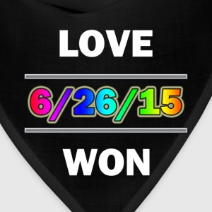 Love Won - Bandana