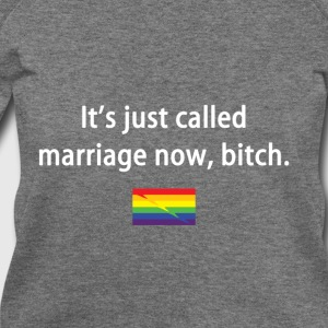 It's Just Called Marriage Now - Women's Wideneck Sweatshirt