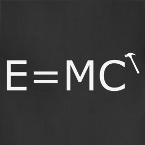 E=MC (hammer) - Adjustable Apron
