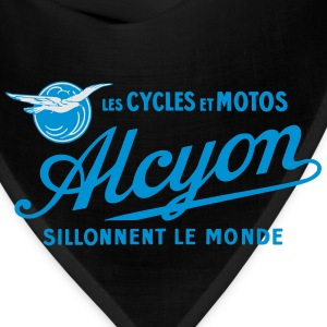 alcyon moto shirt Long Sleeve Shirts - Bandana
