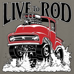 LIVE TO ROD 1956 F100 Sweatshirt - Men's Premium Tank