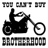 You Can't Buy Brotherhood  - Men's Premium T-Shirt