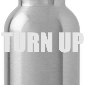 turn_up_tshirt Tanks - Water Bottle