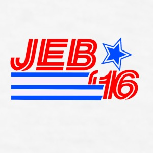 Jeb 2016  - Men's T-Shirt