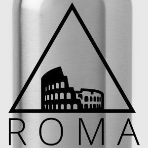 Roma Hipster Triangle Women's T-Shirts - Water Bottle