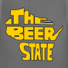 The Beer State (Gold)  - Adjustable Apron
