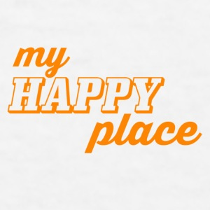 My Happy Place - Men's T-Shirt