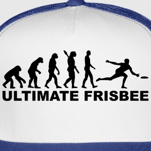Ultimate Frisbee T-Shirts - Trucker Cap