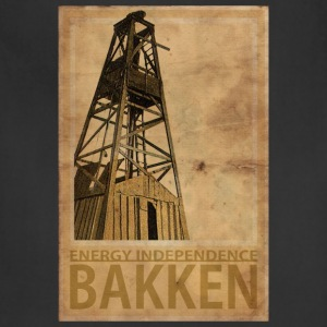 BAKKEN North Dakota - Adjustable Apron
