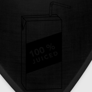 100% Juiced shirt - Bandana